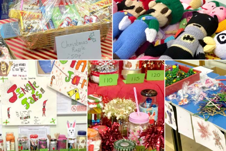 Delves Junior School Christmas Fair