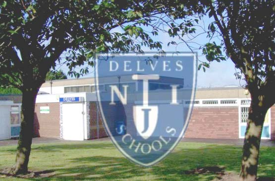 Delves Junior School Logo