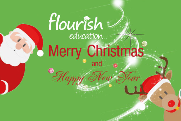 Merry Christmas 2017 Flourish Education Rufb